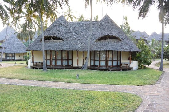 Ocean Paradise Resort & Spa : Double Bungalow
