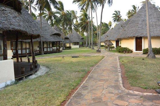 Ocean Paradise Resort & Spa : Bungalows