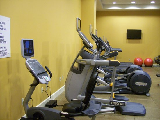 Embassy Suites by Hilton Raleigh - Durham Airport/Brier Creek: Fitness Center