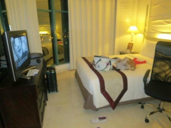 Vivere Hotel: main bedroom