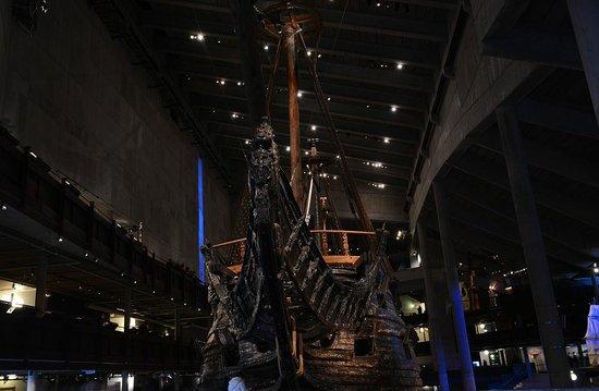Vasa-Museum: Vasa ship