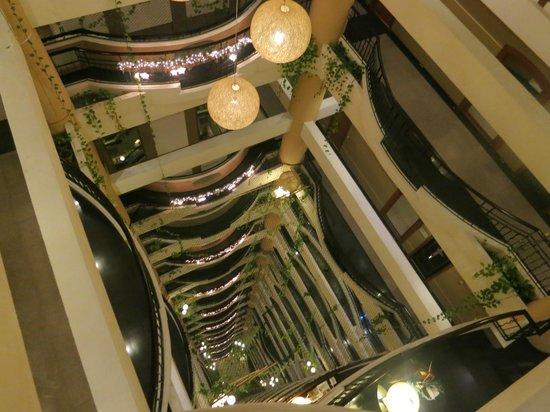 Vivere Hotel: the Atrium