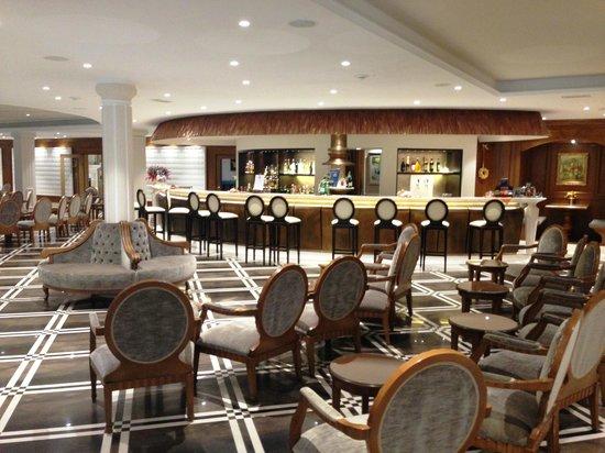 Hotel Terme Tritone Thermae & Spa: Bar di Lusso