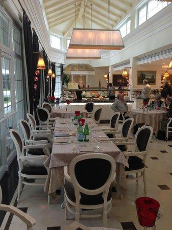 Hotel Terme Tritone Thermae & Spa: Ristorante di gran eleganza