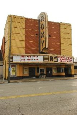 Russellville, Алабама: Roxy Theatre