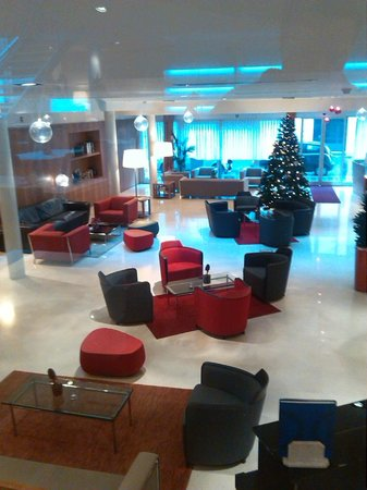 Dal Moro Gallery Hotel : Reception