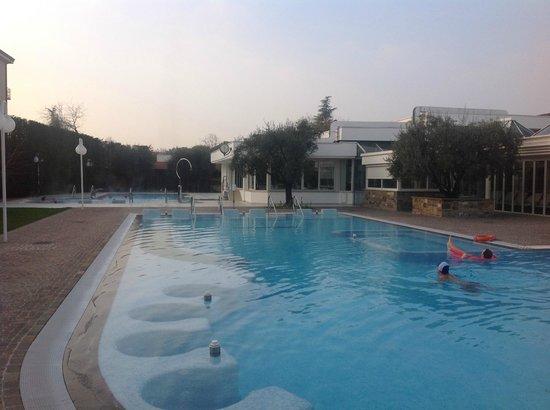 Hotel Terme Tritone Thermae & Spa: Le Grandi Piscine