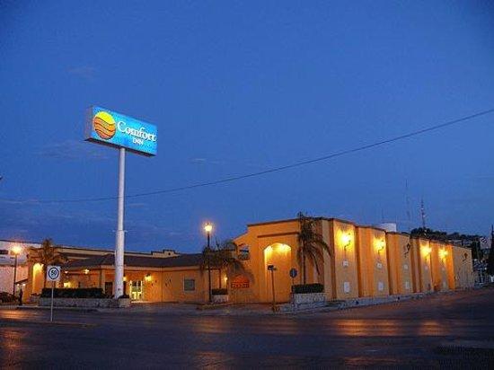Comfort Inn Monclova: Hotel Coimfort Inn Monclova