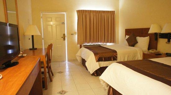 Comfort Inn Monclova: Rooms