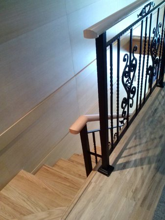 The One Boutique Hotel: staircase