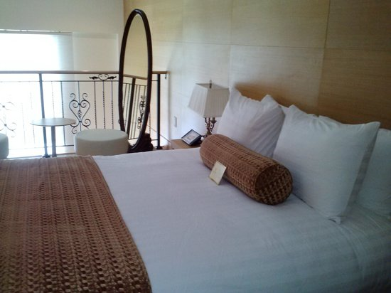 The One Boutique Hotel: Upstairs bedroom3