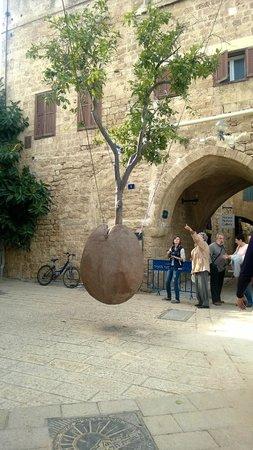 Яффа, Израиль: Jaffa view