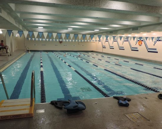 Pileta del gym swimming pool picture of the vanderbilt for Garden city ymca pool schedule