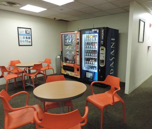 The Vanderbilt YMCA: Lobby