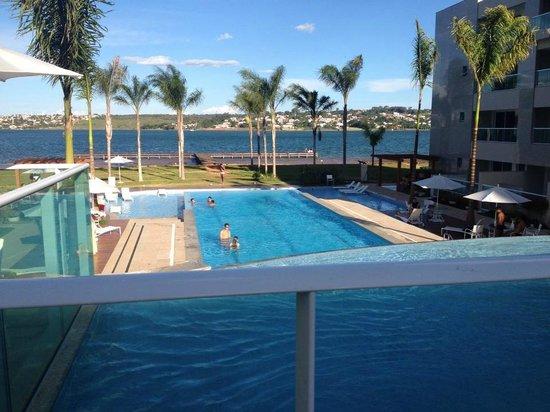 Intercity Brisas do Lago: piscina.