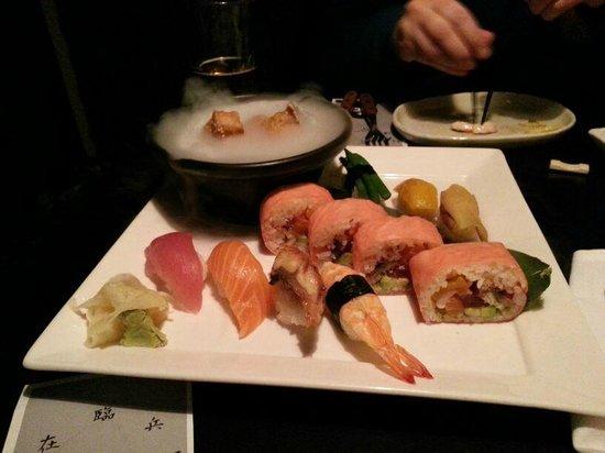 Ninja New York: sushi