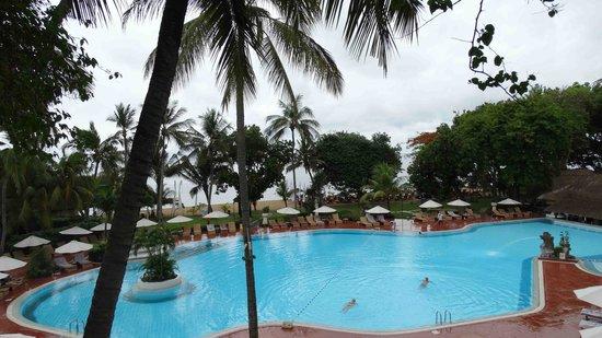 Prama Sanur Beach Bali: Deluxe seaview room