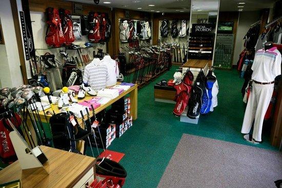 Lavender Park Golf Centre: The Golf Shop