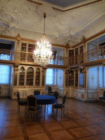 Schloss Christiansborg (Christiansborg Slot): bibliotheque