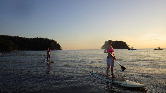 Samara Adventure Company: Sunset Stand Up Paddle