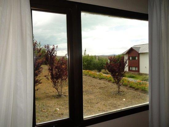 Xelena Hotel & Suites: Vista al lago Argentino?????