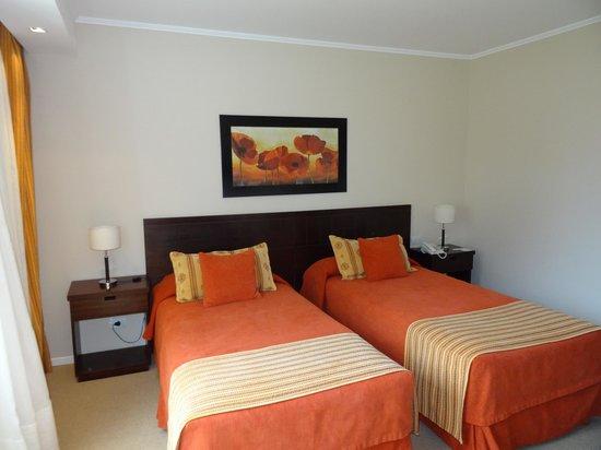 Xelena Hotel & Suites: esta habitación no es suite ni de luxe