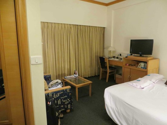 Kenilworth Hotel, Kolkata : Decent clean rooms