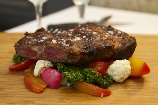 Nith River Chop House: Our beef is hormone-free and naturally dry-aged. Tender and delicious.