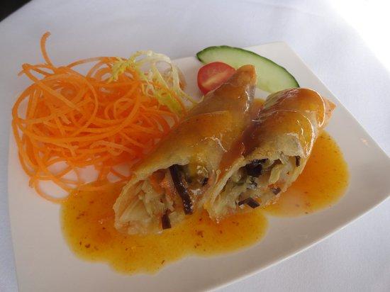 Restaurant Choi: Rouleaux printaniers