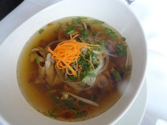 Restaurant Choi: Soupe repas