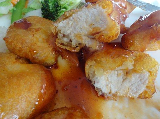 Restaurant Choi: Poulet Général Tao