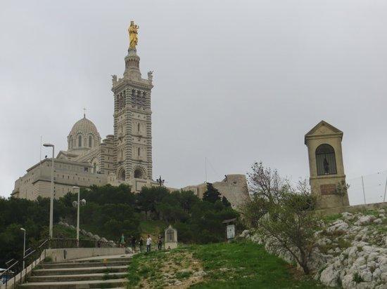 Basilique Notre-Dame de la Garde : Базилика Нотр-Дам де ля Гард