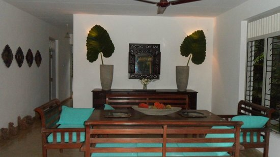 Lilly Village Boutique Hotel : lovely decor