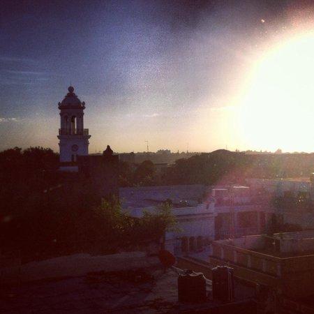Mercure Comercial Santo Domingo: Vista do quarto