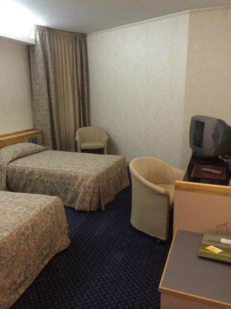 Minerva Hotel: Camera