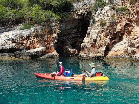 WearActive: Kayaking