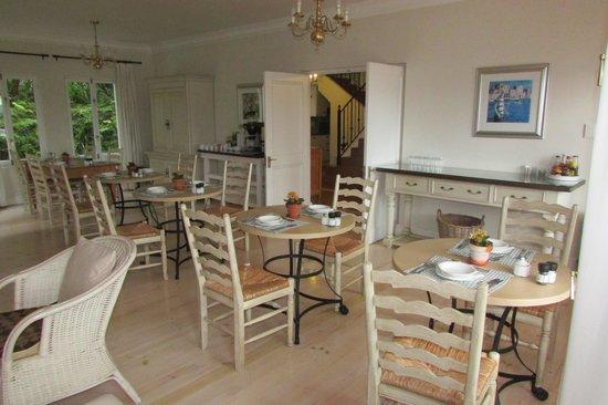 Bridgewater Manor: Splendid dining room
