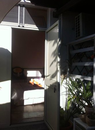 B&B Letizia: camera arancio