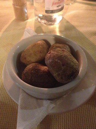Astillero Avencio : Side of potatoes