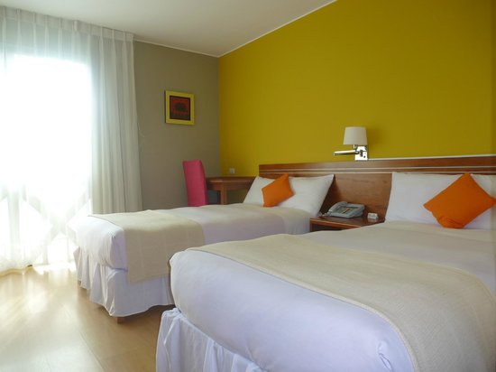 Hotel Runcu Miraflores: Habitación Standard Twin