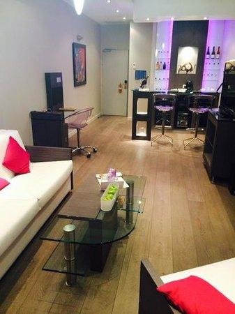 Vatel Hôtel & Spa : suite 512