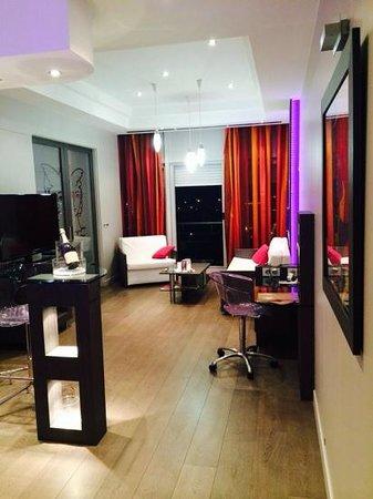 Vatel Hôtel & Spa : vue générale suite 512