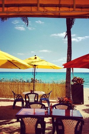 Tahiti Beach Club: Best kept secret on the beach!!!