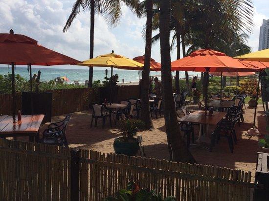 Tahiti Beach Club: Tahitibeach!!
