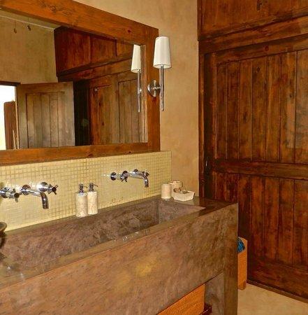 Rancho Pescadero : Bathroom