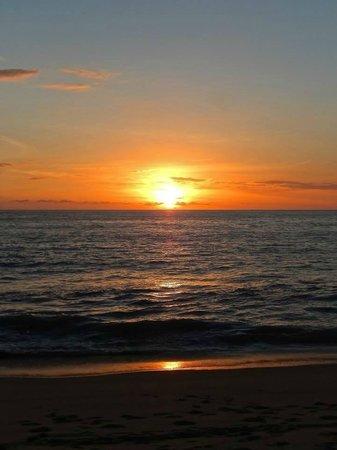 Rancho Pescadero : Sunset on the beach