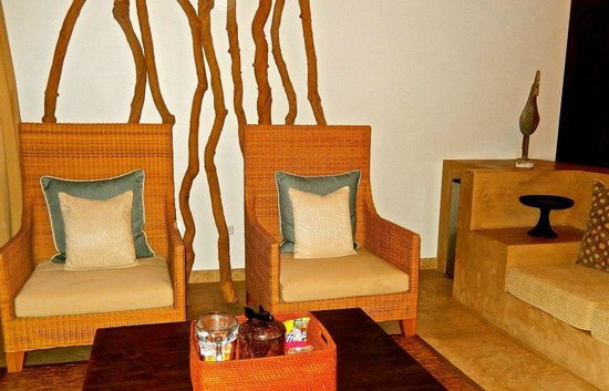 Rancho Pescadero : Sitting area in room