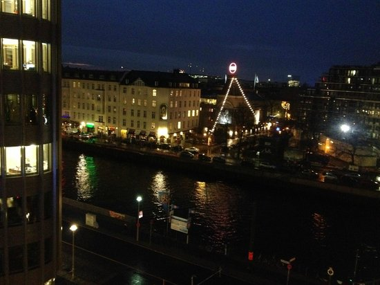 Meliá Berlin : vista desde la habitación