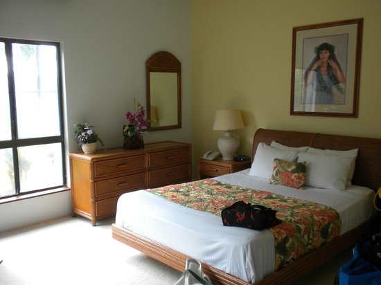 Outrigger Royal Sea Cliff : Bedroom