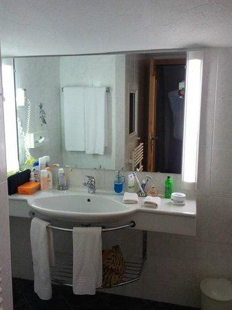 Hotel Christiania: Salle de bain